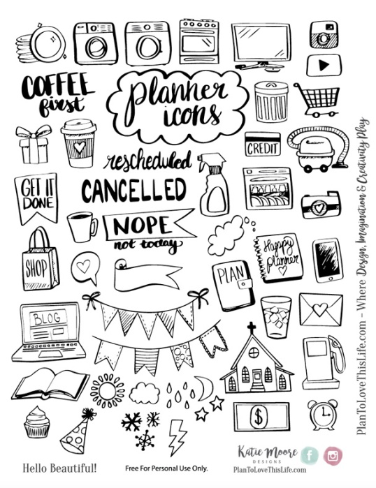 plannericons