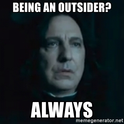 being-an-outsider-always